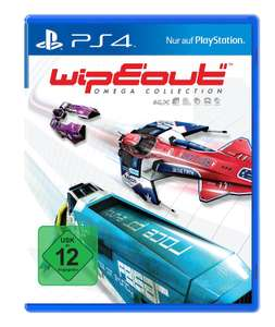 WipEout: Omega Collection (PS4) für 14,99€ (Amazon Prime)