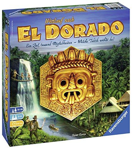 Wettlauf nach El Dorado - Nominiert zum SdJ 2017