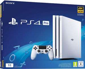 [notebook-shop-darmstadt@eBay] Sony Playstation 4 Pro Konsole (PS4 Pro) 1TB in weiß