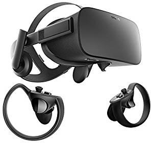 Oculus Rift mit Touch und 5 Spielen: Sehr gut bei Amazon WHD dank 20%