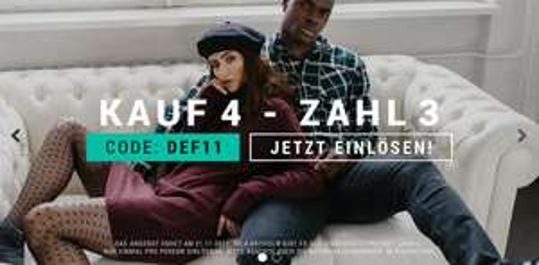 Def-Shop - Kauf 4 / Zahl 3