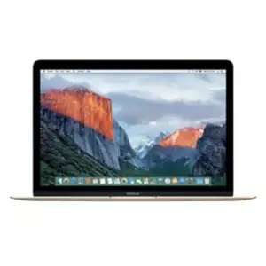 "Apple MacBook 30,5 cm (12"") 512 GB Intel Core m5-6Y54 / 1.1 GHz"