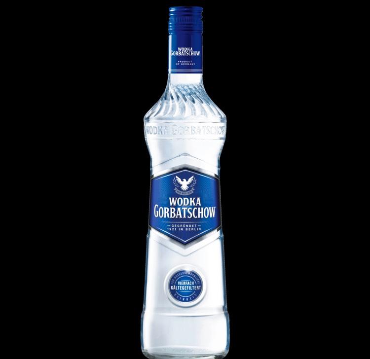 Vodka Gorbatschow [Edeka Minden-Hannover]