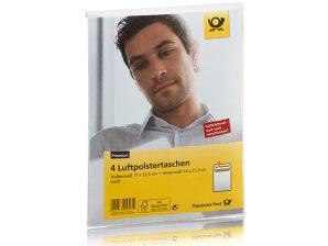 [Deutsche Post] 100 Luftpolstertaschen Typ C für 2,79€ + Versand (wohl Schreib- statt Preisfehler)