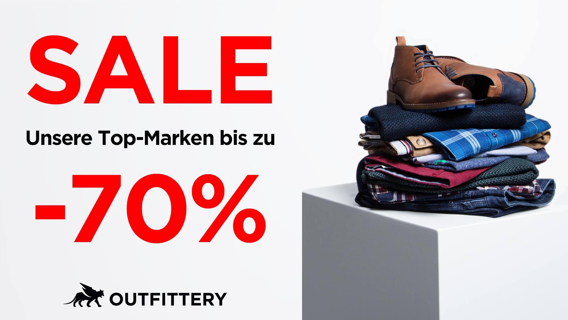 Outfittery (Männermode) Sale in Berlin bis -70%