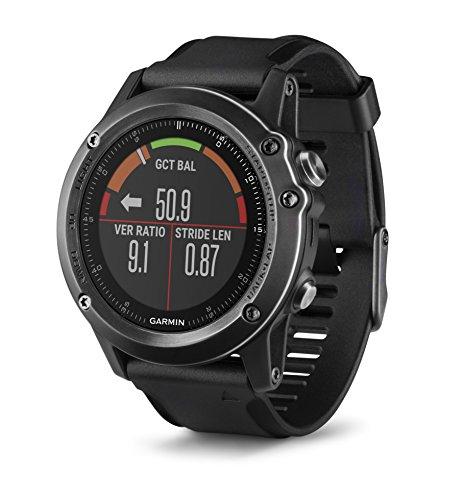 Garmin fenix 3  HR SAPHIR GPS-Multisportuhr
