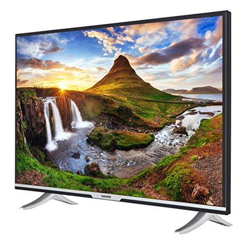[Amazon] Telefunken XU43D101 110 cm (43 Zoll) Fernseher (4K Ultra HD, Triple Tuner)