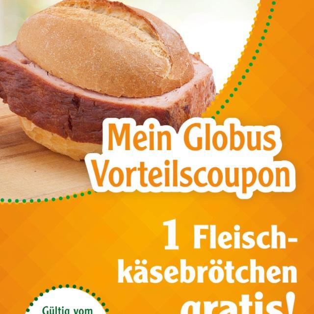 Legendäres Fleischkäse Brötchen gratis bei Globus
