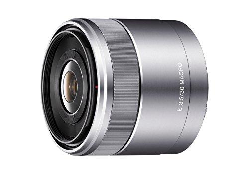Sony E 30mm 3.5 Makro silber (SEL-30M35)