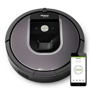 [amazon.fr] iRobot Roomba 960