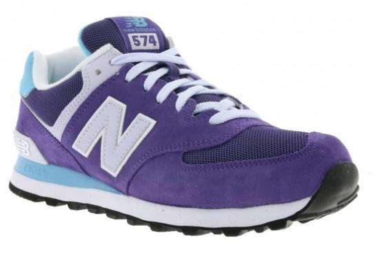 Ausgewählte New Balance Sneakers ab 39,99€ (vor allem Gr. 36-40) - z.B. Damen WL574CPH in Lila