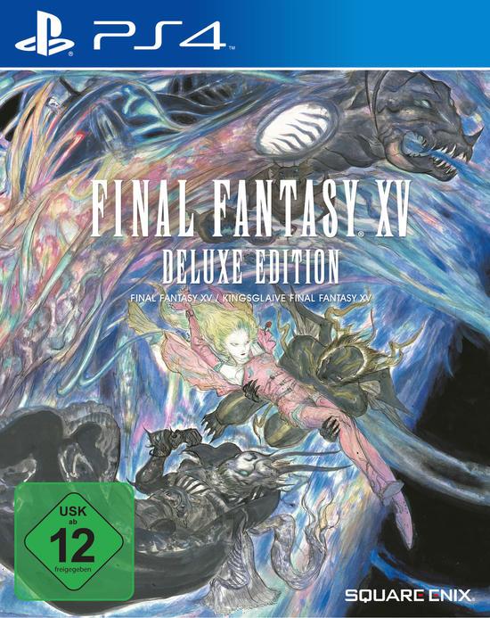 Final Fantasy XV (Deluxe Edition inkl. Kingsglaive) für Xbox/PS4 für 29,99 (GameStop)