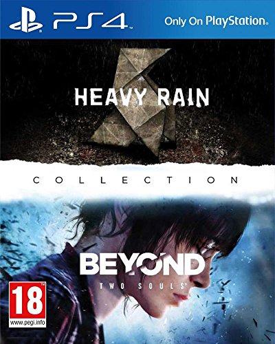 Heavy Rain + Beyond: Two Souls (PS4) für 23,67€ (Amazon.fr)