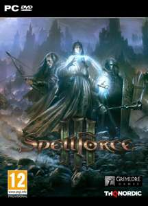 SpellForce 3 PC CD KEY