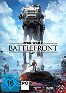 [Amazon] Star Wars: Battlefront [PC Code - Origin]