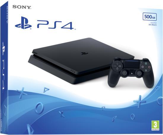 PlayStation 4 Slim 500GB Konsole 199,99€ (GameStop)