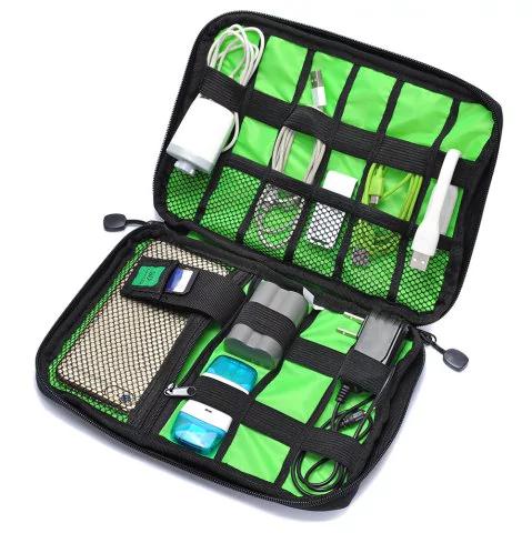 Transporttasche für eure Kabel für ~1,30€ inkl VSK @ Rosegal