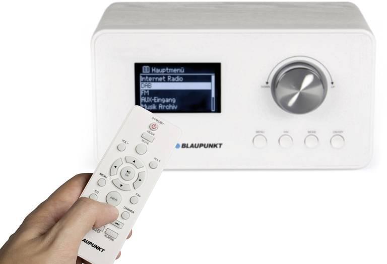 Blaupunkt IRD 30 Internetradio mit DAB+, Wecker, UKW-Tuner