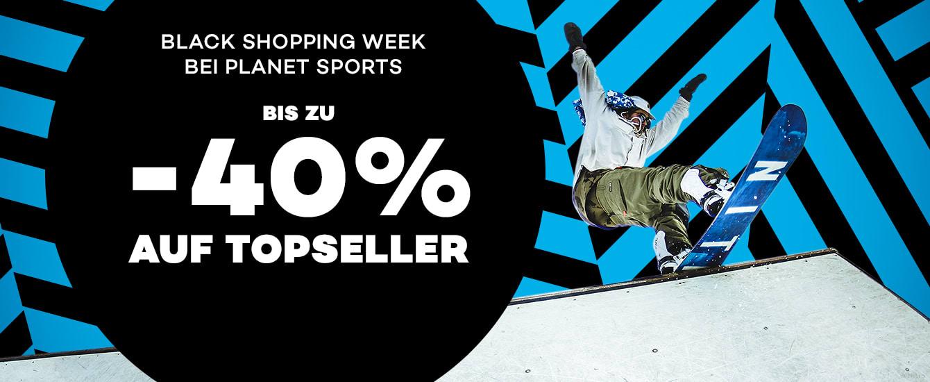 (Planet Sports) Bis zu 40% Rabatt auf Topseller
