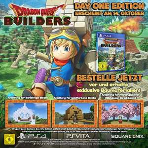 Dragon Quest Builders Day One Edition (PS4) für 14,97€ (Amazon Prime)