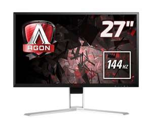 AOC AGON AG271QX 68,6cm (27 Zoll) Gaming-Monitor AMD FreeSync