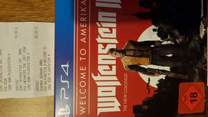 [Lokal MM KA] Wolfenstein II - Welcome to Amerika Edition (PS4)