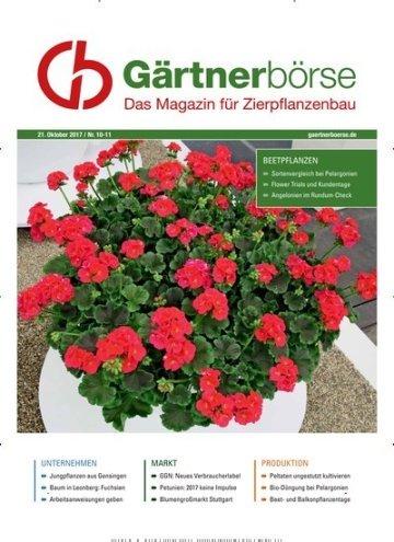 E-Paper Gärtnerbörse kostenlos statt 13,99€