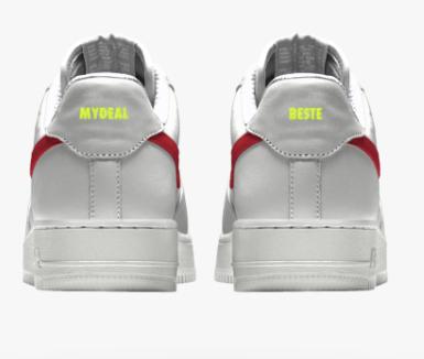 Customize your favourites: 20% Rabatt auf NIKEiD Essentials - nur heute, nur mit Nike+