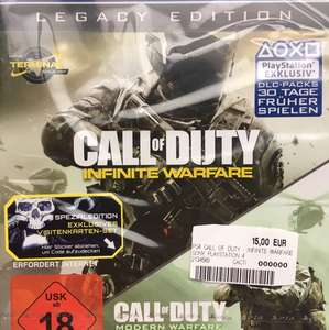 Call of Duty: Infinite Warfare Legacy Edition PS4 Xbox One Lokal MM Gifhorn