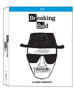 [amazon.it] Breaking Bad, komplette Serie auf OT BluRay, Blitzangebot