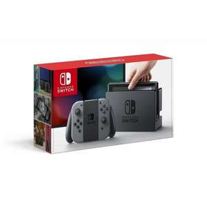 Nintendo Switch mit Joy-Con in GRAU
