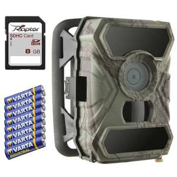 Überwachungskamera; SecaCam Raptor Premium Pack 99.-€