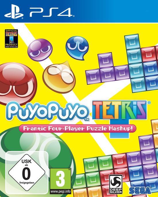 Puyo Puyo Tetris (PS4) für 19,99€ & Puyo Puyo Tetris (Switch) für 24,99€ (GameStop + Amazon Prime)