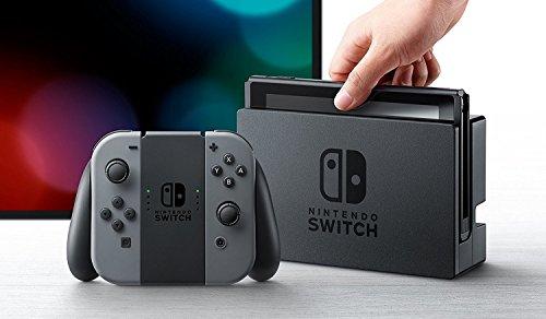 Nintento Switch grau & rot/blau ohne Spiel
