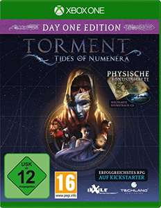 Torment: Tides of Numenera Day One Edition (Xbox One) für 11.97€ (Amazon Prime)