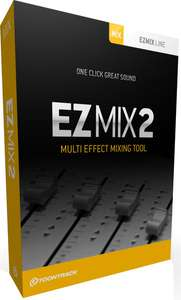 [Audio-/Effekt Plug-in] EZmix 2 (VST2/AU/AAXnative/RTAS) für 49€