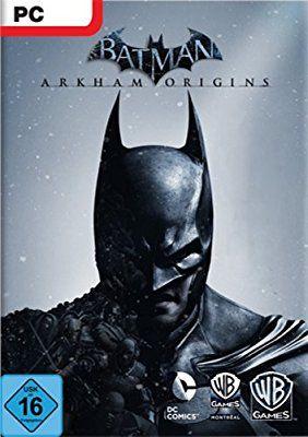 Batman: Arkham Origins & Cold, Cold Heart DLC für je 2,99 [Steam Code]