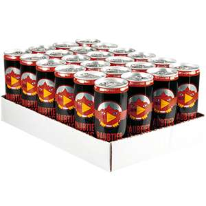 "Energy Drink Raubtierbrause ""Cola"" 24er Tray 