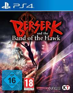 Berserk and the Band of the Hawk (PS4) für 7,99€ (GameStop)
