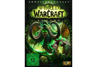 Mediamarkt + Amazon World of Warcraft: Legion [PC]