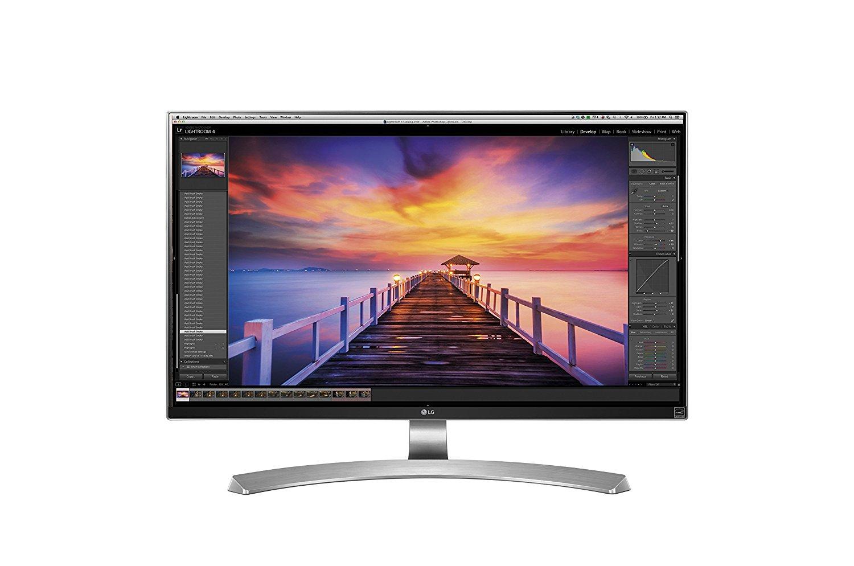Amazon.it: LG 27UD88-W.AEU 68,6 cm (27 Zoll) UHD Monitor (1000:1, 4K, IPS, Display Port, HDMI, USB, 3840 x 2160 Pixel)