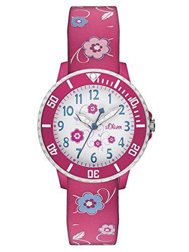 [Amazon] s.Oliver Mädchen-Armbanduhr, versch. Modelle