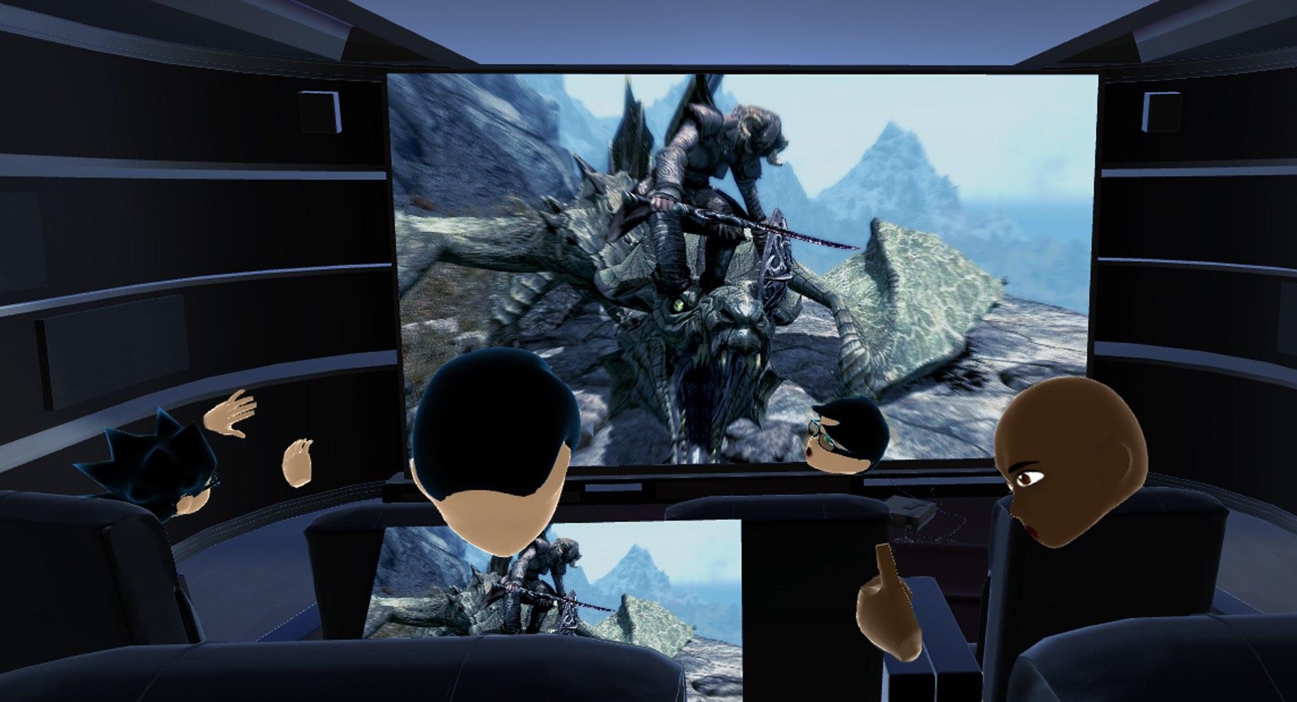Mit VR-Headset kostenlos ins virtuelle Kino