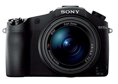 Sony DSC-RX10M2 SLR-Digitalkamera - sehr gute Bridgekamera - Bestpreis