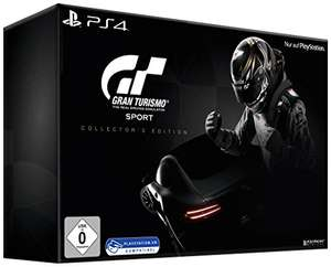 Gran Turismo Sport - Collector's Edition - [PlayStation 4] bei Amazon (Prime)