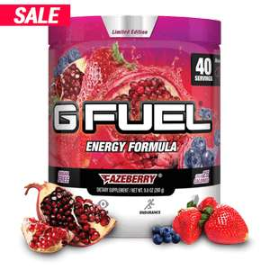 GFUEL Energy Formula Tubs 2FOR1