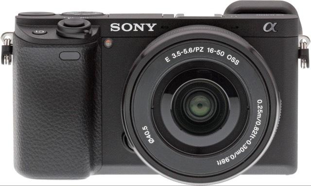 Sony a6300 mit Kit-Objektiv bei Amazon.es