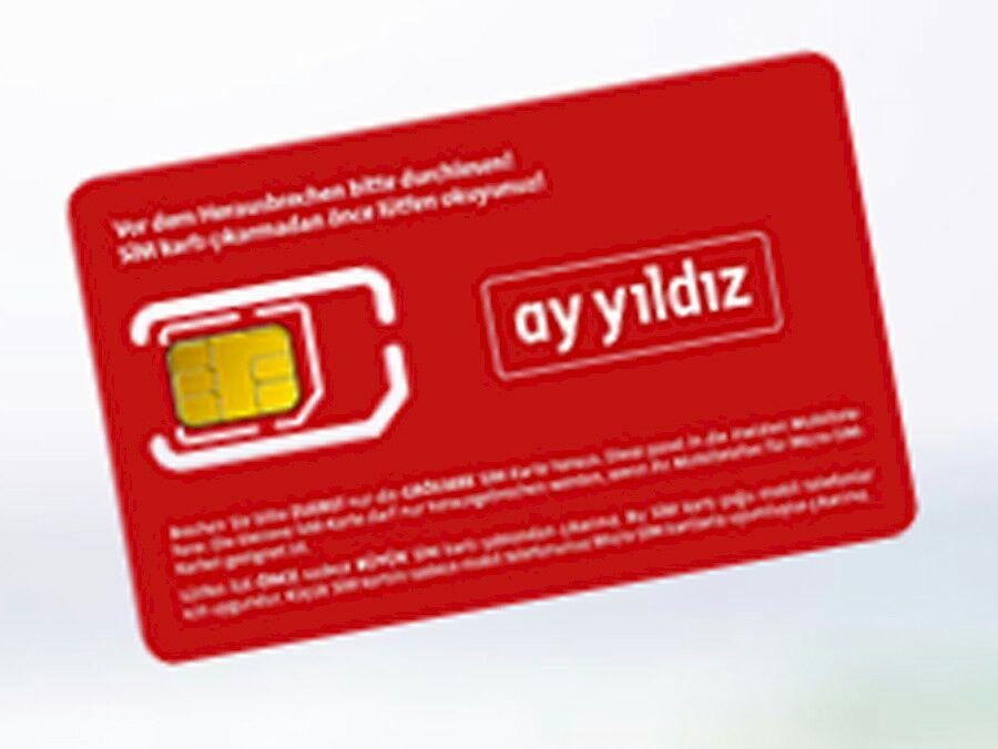 Prepaid Karte mit 10€ Guthaben + Türkei spezial Tarif