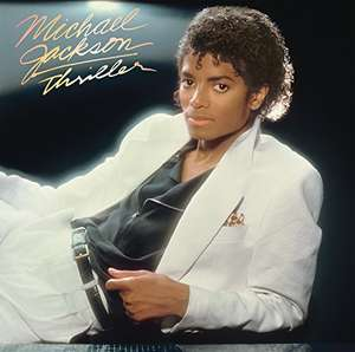 Vinyl: Michael Jackson - Thriller und Bad