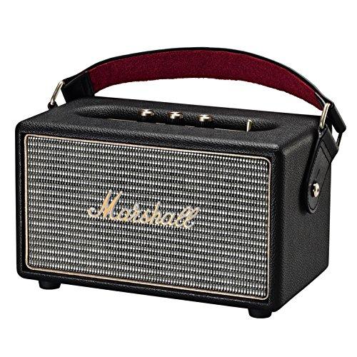 Marshall Kilburn Portable Bluetooth Lautsprecher schwarz für nur 149€ bei Amazon !